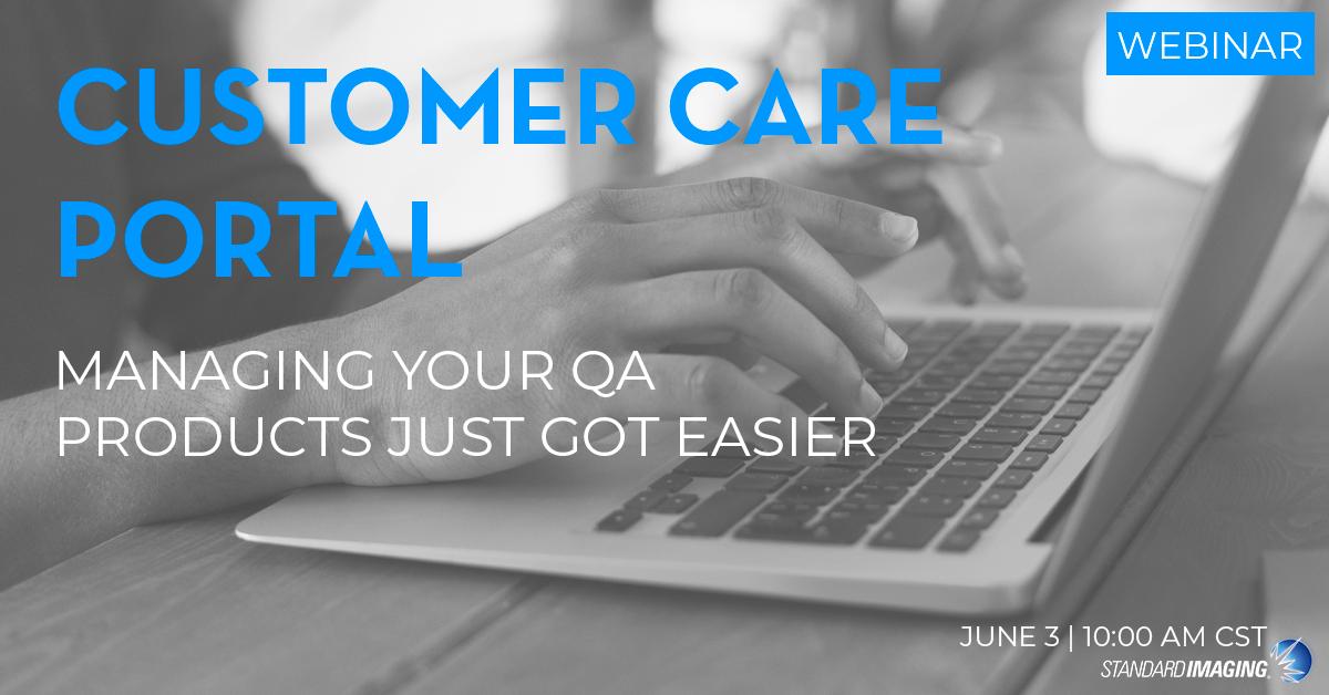 Customer Care Portal 060321
