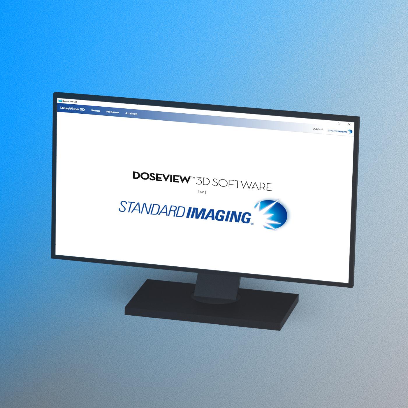 Doseview3d feature better software dash 1400